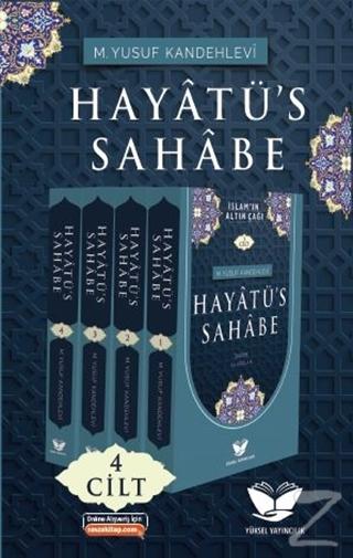 Hayatü's Sahabe (4 Cilt Takım) (Ciltli)