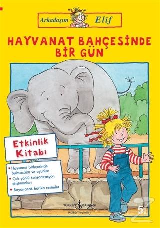 Hayvanat Bahçesinde Bir Gün Hanna Sörensen
