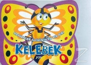 Hayvanlar Aleminin En Pır Pırı : Kelebek