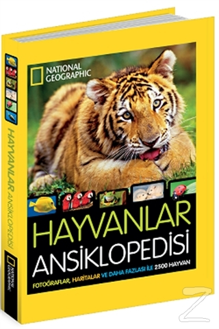 Hayvanlar Ansiklopedisi (Ciltli)