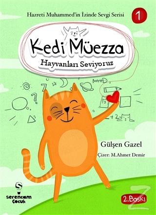 Hayvanları Seviyoruz - Kedi Müezza