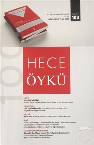 Hece İki Aylık Öykü Dergisi Sayı: 100 Ağustos-Eylül 2020