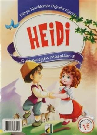 Heidi / Pinokyo - Gülümseyen Masallar 6