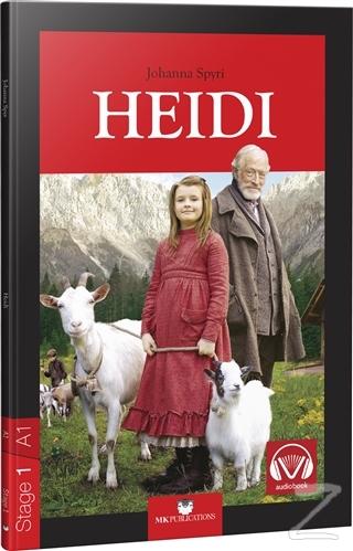 Heidi - Stage 1 - İngilizce Hikaye