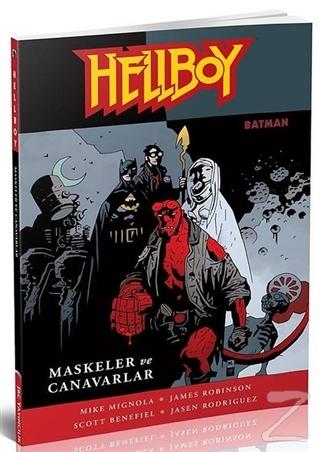 Hellboy: Maskeler ve Canavarlar (Ciltli)