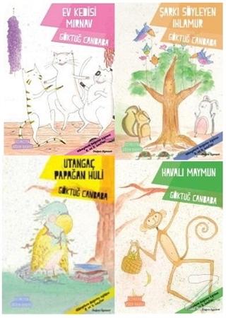 Hikayelerle Değerler Eğitimi (4 Hikaye 1 Etkinlik Kitabı)