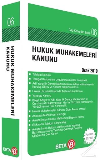 Hukuk Muhakemeleri Kanunu Ocak 2019