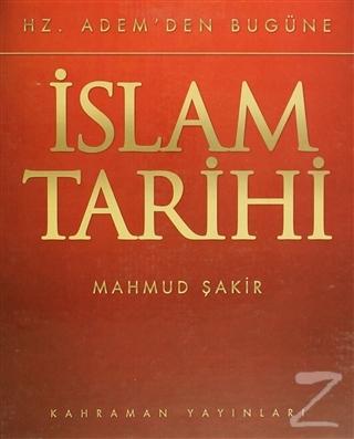 Hz. Adem'den Bugüne İslam Tarihi 8 Cilt Takım (Ciltli)
