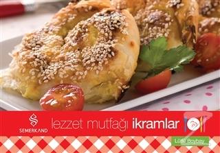 İkramlar - Lezzet Mutfağı