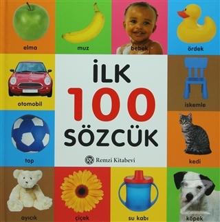 İlk 100 Sözcük (Ciltli)
