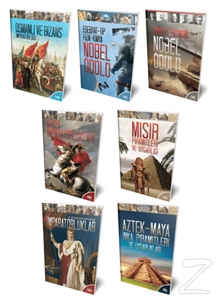 İlk Ansiklopedim Serisi (7 Kitap Takım) Kolektif