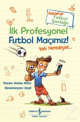 İlk Profesyonel Futbol Maçımız! Heiko Wolz