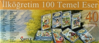 İlköğretim 100 Temel Eser (40 Kitap Kutulu) - %37 indirimli  - Kolekti