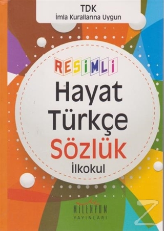 İlkokul Resimli Hayat Türkçe Sözlük