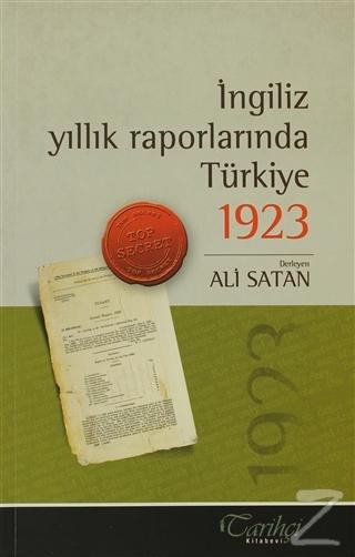 İngiliz Yıllık Raporlarında Türkiye 1923