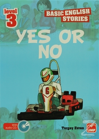 İngilizce Öyküler Yes or No Level 3 (5 Stories In This Book)