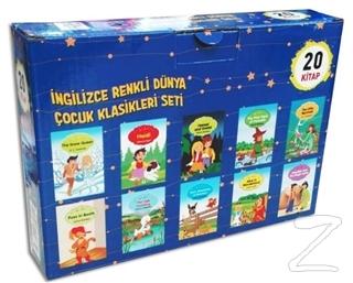 İngilizce Renkli Dünya Çocuk Klasikleri Seti (20 Kitap)