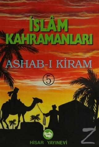İslam Kahramanları Ashab-ı Kiram (5 Kitap Takım)