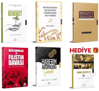 İslami Kültür Seti (6 Kitap Takım)