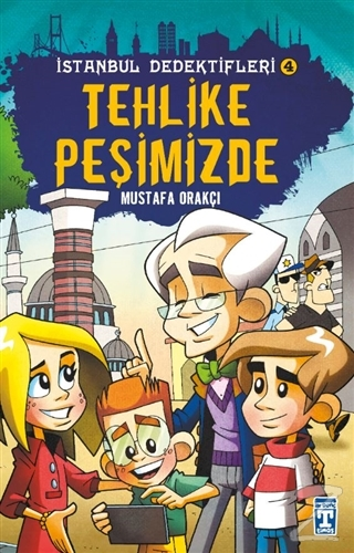 İstanbul Dedektifleri 4 - Tehlike Peşimizde