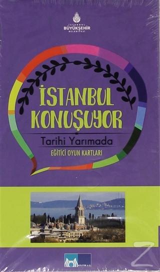 İstanbul Konuşuyor Tarihi Yarımada - Eğitici Oyun Kartları