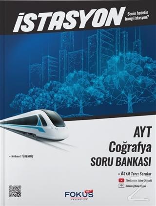 İstasyon AYT Coğrafya Soru Bankası
