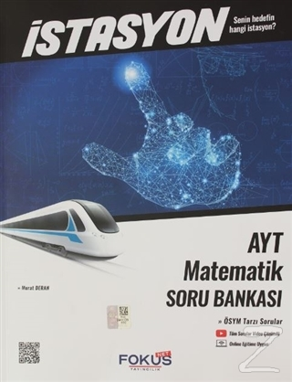 İstasyon AYT Matematik Soru Bankası