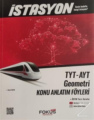 İstasyon TYT-AYT Geometri Konu Anlatım Föyleri