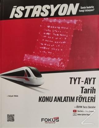 İstasyon TYT-AYT Tarih Konu Anlatım Föyleri