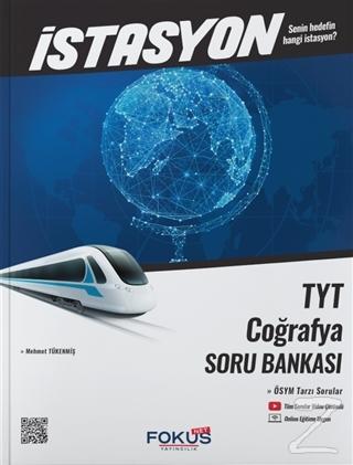 İstasyon TYT Coğrafya Soru Bankası