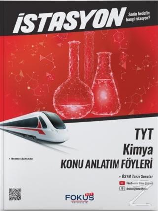 İstasyon TYT Kimya Konu Anlatım Föyleri