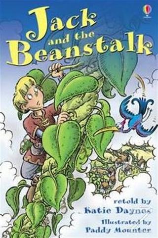 Jack and The Beanstalk (Ciltli)
