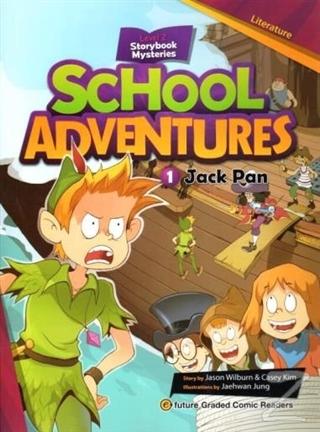 Jack Pan +CD (School Adventures 2)