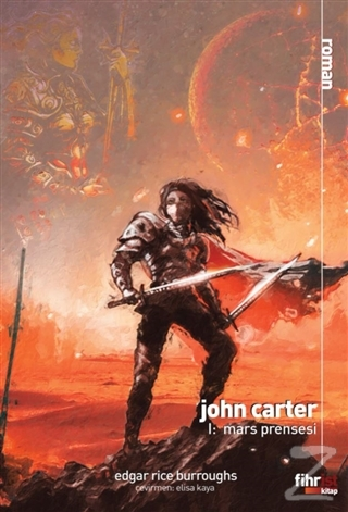 John Carter I: Mars Prensesi