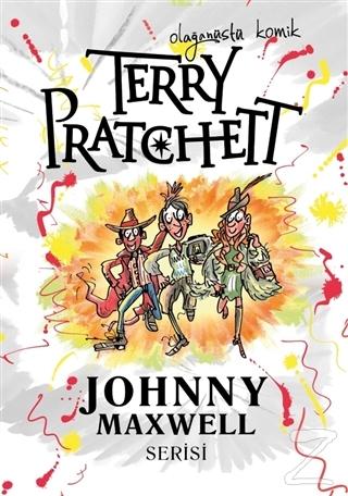Johnny Maxwell Serisi (3 Kitap Takım)