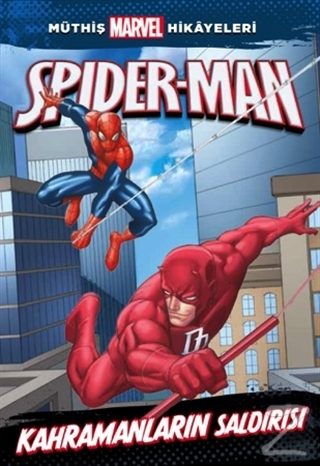 Kahramanların Saldırısı - Spider-Man