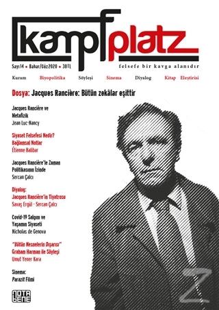 Kampfplatz Felsefe ve Sosyal Bilimler Dergisi Sayı: 14