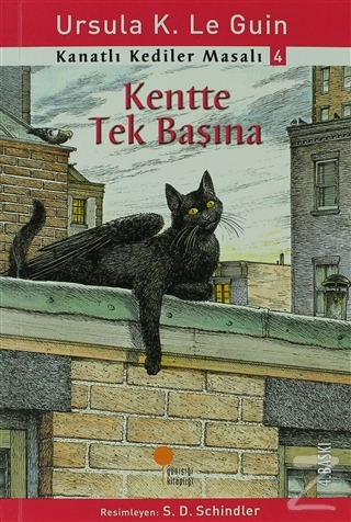 Kanatlı Kediler Masalı 4 - Kentte Tek Başına