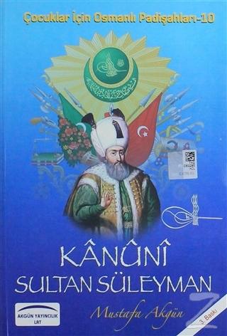 Kanuni Sultan Süleyman