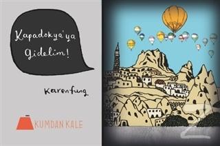 Kapadokya'ya Gidelim!