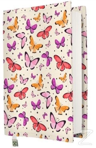Kapax Kitap Kılıfı Kelebek-155 M