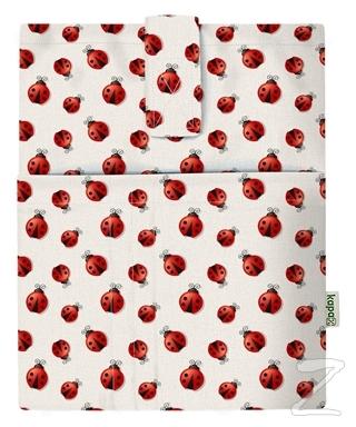 Kapax Mona Kitap Kılıfı - Uğurböceği-173