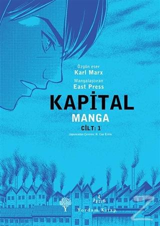 Kapital Manga Cilt:1