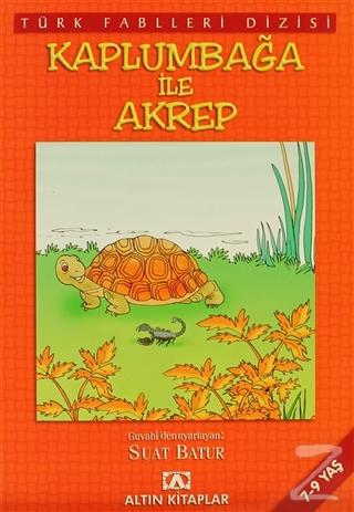 Kaplumbağa ile Akrep