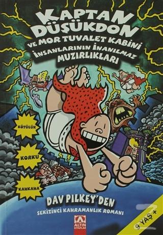 Kaptan Düşükdon 8. Kitap