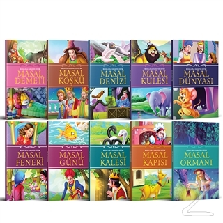 Karakter Eğitimi Serisi (10 Kitap)