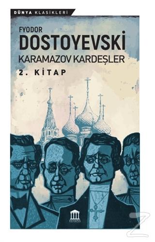 Karamazov Kardeşler 2. Kitap