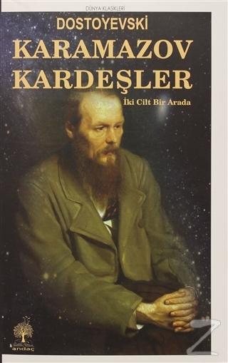 Karamazov Kardeşler - İki Cilt Birarada Fyodor Mihayloviç Dostoyevski