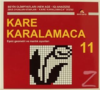 Kare Karalamaca 11