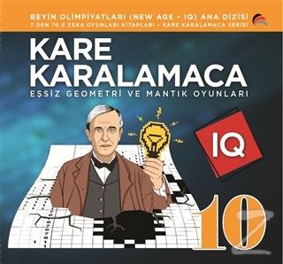 Kare Karalamaca IQ 10